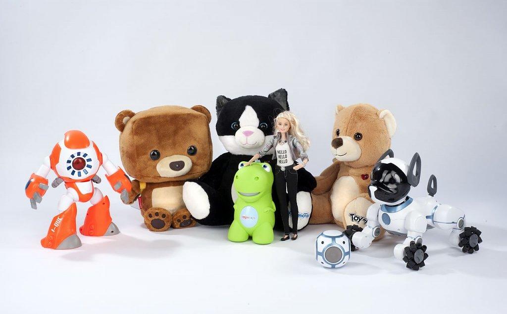 Spielzeug hört Kinder ab und kann fremdgesteuert werden