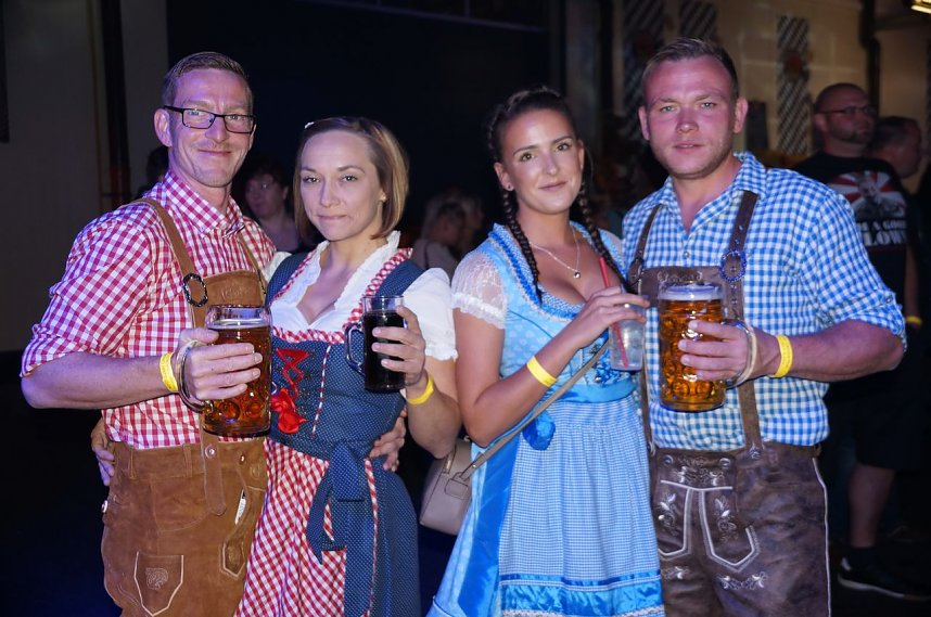 23. Oktoberfest in Sundhausen